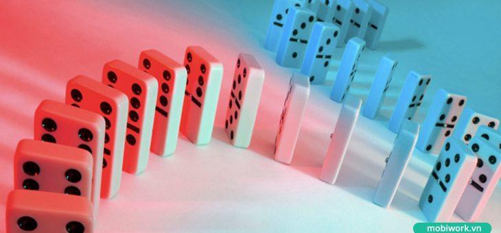Hiệu ứng Domino và sự sụp đổ của một doanh nghiệp phân phối
