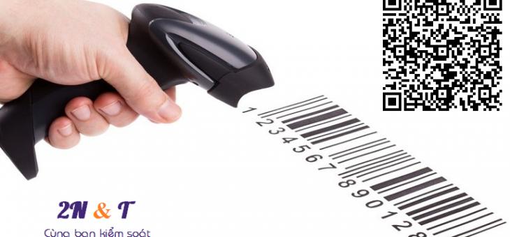Máy đọc mã vạch 1D là gì? mã vạch 2D là gì?