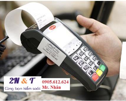Nhà phân phối giấy in bill máy pos ngân hàng – K57x38