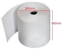 Giấy in nhiệt K80 phi 80 – (giấy in bill K80 phi 80 – K80x80)